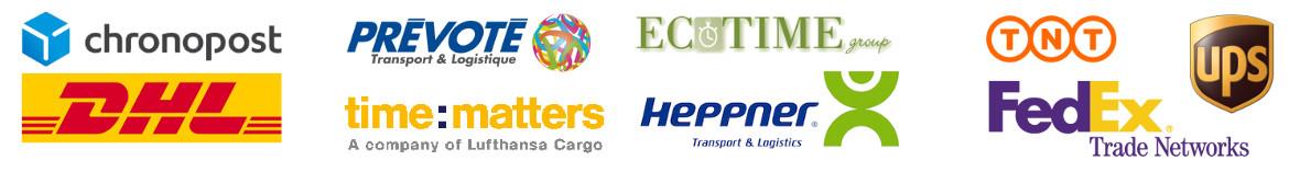 partenaires transport messagerie fret et express
